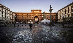 Firenze città aperta - Firenze Made in Tuscany Piazza della Repubblica