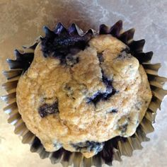 Blueberry Muffins to Live For | Recipes | Beyond Diet