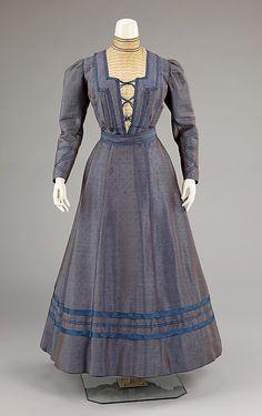 Dress, 1898-1900