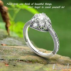 Pavéb diamond jewelry for a beautiful you  http://paveb.com/