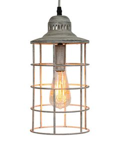 Love this Rustic Nautical Lamp on #zulily! #zulilyfinds