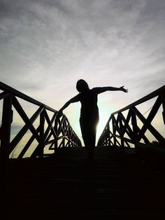 Jembatan kayu (wood brige) Desa Pandansari, Brebes