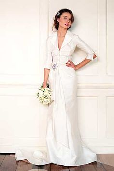 10 Wedding Gowns Perfect For Women Over 50 | Best Gowns, Wedding ...