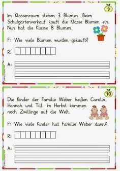 135 best Mathe - Arbeitsblätter & Flashcards images on Pinterest ...