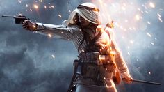 Battlefield 1 Key Art & Logo Design on Behance
