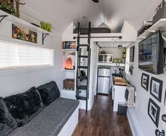 ONELEVELTINYHOUSE  #TinyHouse