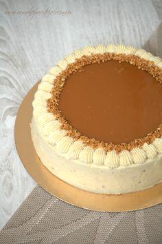 COMO HE PUESTO LA COCINA: TARTA DE MANZANA ASADA Y SALSA DE CARAMELO Pot Pie, Desert Recipes, Kitchen Recipes, Toffee, Let Them Eat Cake, Cheesecakes, Recipe Box, Sweet Recipes, Deserts