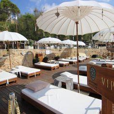 Mallorca Luxury Beach Clubs Gran Folies Restaurant Bar Travel Blog www.tenesommer.com