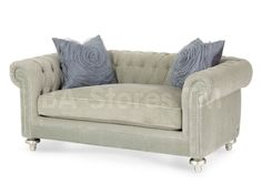 Hollywood Swank Loveseat by AICO