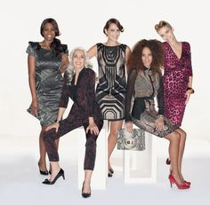 Black Beauty and Style in the British Media – Christmas Special : Marks and Spencer – 'The Greatest Hits this Christmas' campaign