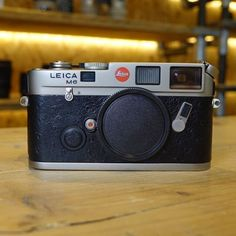 The Leica M6 0.72 Classic Titanium Body is available. Email for enquiries. #leica #leicam6 #leicatitanium via Leica on Instagram - #photographer #photography #photo #instapic #instagram #photofreak #photolover #nikon #canon #leica #hasselblad #polaroid #shutterbug #camera #dslr #visualarts #inspiration #artistic #creative #creativity