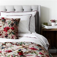 ALSO Home Pink Crochet Single Duvet Cover