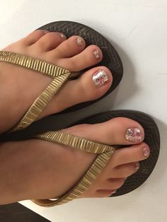 Jamberry Floral Fusion toes! Love them.....
