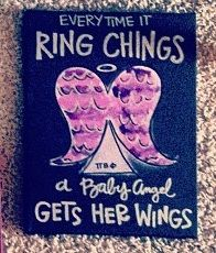 Everytime it RING CHINGS a Baby Angel gets her wings! #piphi #pibetaphi