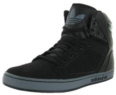 Black/Black/Lead Adidas Originals ADI High EXT Men's Shoes Fashion Sneakers | Streetmoda. Click here for Adidas Apparel, t-shirts, outerwear & shoes http://www.streetmoda.com/collections/adidas