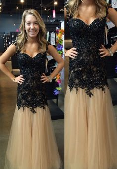 Charming Tulle Prom Dress, Party Dress, Evening Dress on Luulla