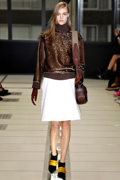Balenciaga Fall 2012 Ready-to-Wear - Collection - Gallery - Style.com