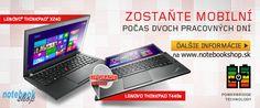 Lenovo ThinkPad X240 Ultrabook ponúka vyšší výkon a lepšiu prenosnosť vďaka supertenkému a odolnému prevedeniu.Najnovšie procesory, ľahšia konštrukcia, dlhšia výdrž batérie a väčšia konektivita spoločne zaručujú neprerušované pracovné nasadenie, nech ste kdekoľvek.