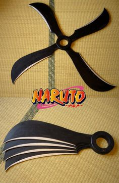 Naruto: Windmill shuriken by gerodere on DeviantArt
