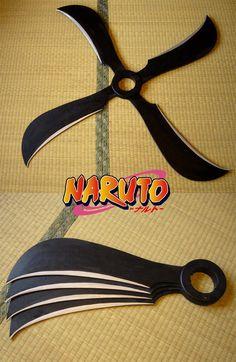 Naruto: Windmill shuriken by gerodere on deviantART