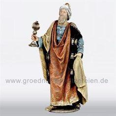 König stehend Immanuel