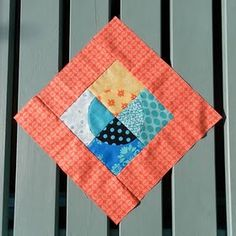 Want to make this quilt block.