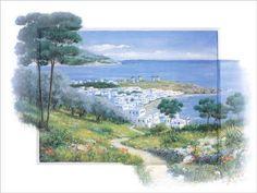 Image: Peter Motz - Overlooking the Bay
