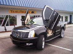 Cadillac Escalade ~ Automotive Todays