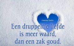 Liefde.....