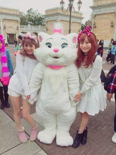ディズニーキャラ♡なりきりコーデ【秋】 ♡ディズニーハロウィン | 美人部