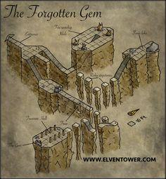 Map 30 – The Forgotten Gem