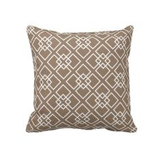 #Coffee #Brown #Geometric #Diamond #Pattern #Throw #Pillow #Cushion http://www.zazzle.com/coffee_brown_geometric_diamond_pattern_pillow-189603146579226655?CMPN=addthis=en=238213022379565456