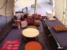 ☆Slow Camp!♪☆:テーブルあれこれ。(Part1)☆