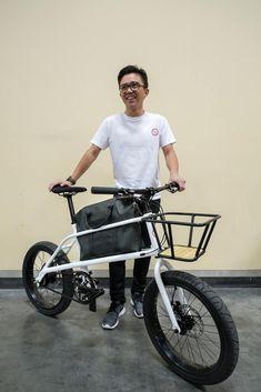 Quinn by Coast Cycles. Push Bikes, Bmx Bikes, Cool Bikes, Scooter Bike, Bike Bag, Velo Cargo, Motorised Bike, Power Bike, Folding Bicycle