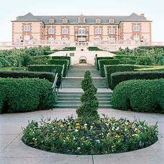 Domaine Carneros in Napa. Beautiful patio where you can taste their champagne and pinot noir.