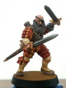 Meet swordmasters of Talbecland