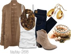 """Fall Fashion"" by taytay-268 on Polyvore"