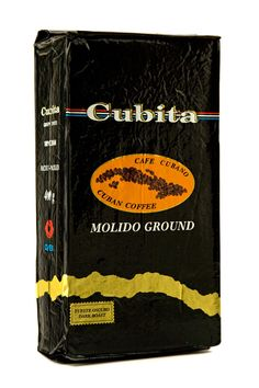 Buy Cubita Coffee An exquisite coffee that has strong earthy tones, with a hint of smokiness and a caramel finish, it is the most popular brand of coffee in Cuba. Tostadas, Café Cubano, Cuban Coffee, Nitro Coffee, Coffee Subscription, Discount Coffee, Coffee Branding, Coffee Pods, Espresso Coffee