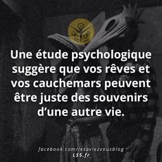 Souvenirs d'une autre vie Quote Citation, Image Fun, French Quotes, Funny Facts, Writing A Book, Proverbs, Did You Know, Positive Quotes, Affirmations
