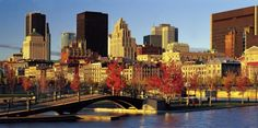 Montreal is a city in southern Quebec province on the Saint Lawrence River; the largest city in Quebec and largest in Canada; Old Montreal, Montreal Ville, Montreal Quebec, Quebec City, Montreal Travel, Oh The Places You'll Go, Cool Places To Visit, Places To Travel, Grand Tour