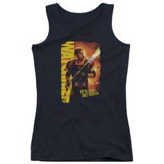 Watchmen - Smoke Em Junior Tank Top