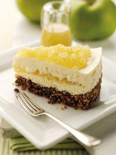 Phil Vickery's Bramley Apple Cheesecake Apple Easter Recipes, Bramley Apple Recipes, Low Carb Recipes, Cooking Recipes, Apple Cheesecake, Phil Vickery, Amazing Cakes, Delicious Desserts, Cake Recipes