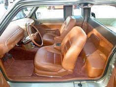 ford ranger brown and grey modern and retro interior custom door panels the stranger