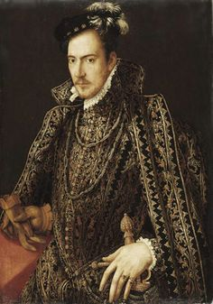 embroidered doublet