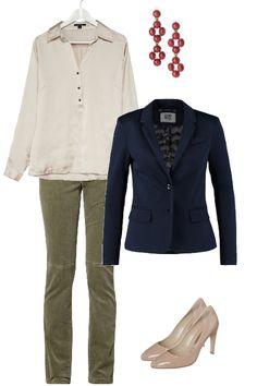 capsule wardrobe 2015 Fall Color Palette, Capsule Wardrobe, Coral, Navy, Fashion, Hale Navy, Moda, Fashion Styles, Autumn Color Palette