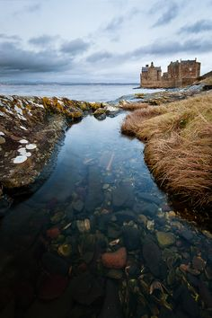 allthingseurope:Blackness Castle, Scotland (by Richard Boak)