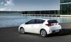 Toyota Auris - 2013 www. Toyota Auris, Automobile, Cars, Portugal, Design, Autos, Hybrid Vehicle, Car