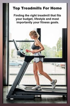 Finding the right treadmill that fits your budget, lifestyle and most importantly your fitness goals.