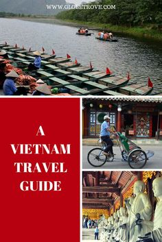 Planning your holidays to Vietnam?This comprehensive Vietnam travel guide tells you where you should go.There are some money saving tips in it for you too!
