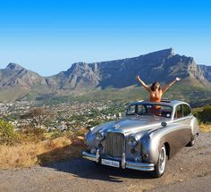 Treat that special someone to a private tour in one of our beautiful vintage cars. From winetasting 🍷 to visiting the penguins at Boulders beach 🐧, we cater to everyone's needs 💙 . Wedding Car, Rolls Royce, Buick, Wine Tasting, Bouldering, Jaguar, Muscle Cars, Vintage Cars, Penguins